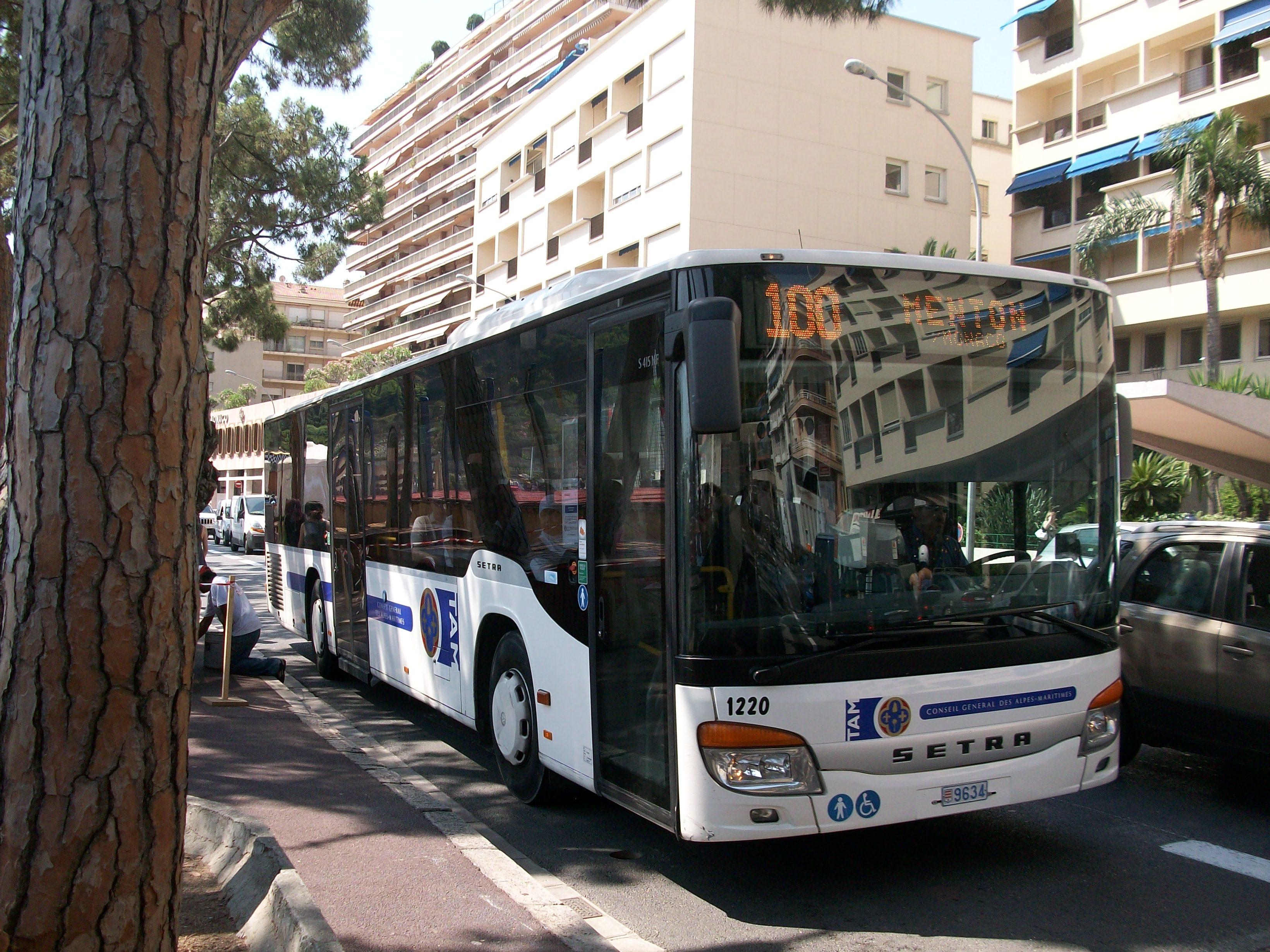 Setra_S_415_NF_ligne_100_Monaco-Nice